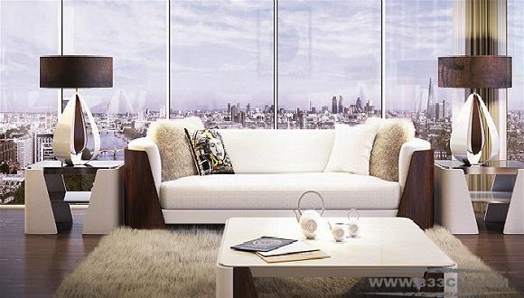范思哲公寓 奢侈品 设计型住宅 门里集团 设计大赛