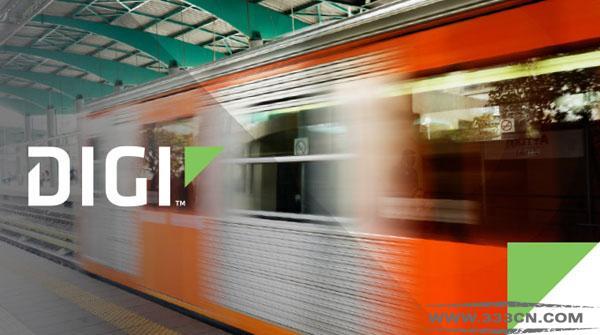 物联网 解决方案公司 Digi-International 全新 品牌标识