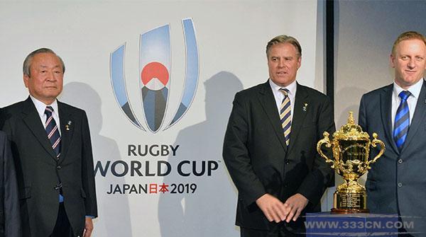 2019年 日本 橄榄球世界杯 会徽 设计大赛