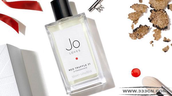 英国香水 品牌 Jo-Loves 新LOGO 设计大赛