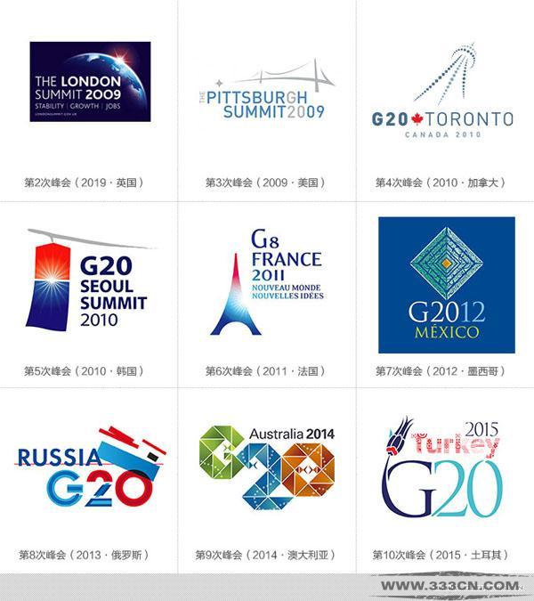 2015 土耳其 G20峰会 LOGO 设计大赛