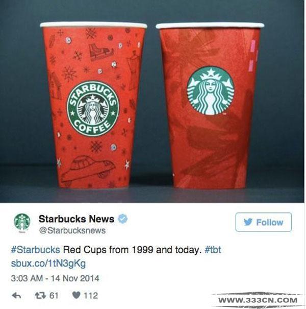 星巴克 简红纸杯 营销 包装设计 设计大赛