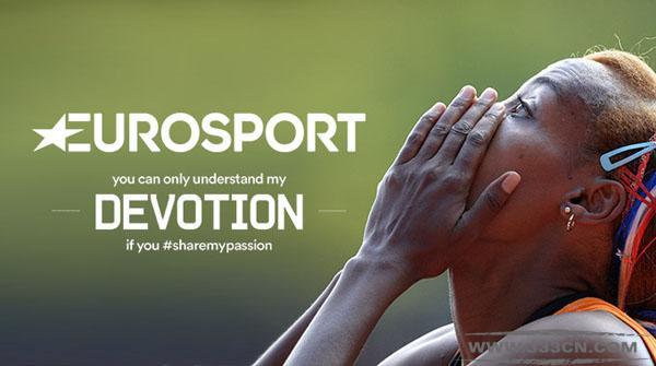 欧洲体育频道 Eurosport 新LOGO 设计大赛 创意