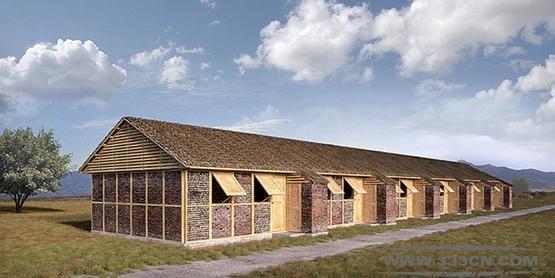 Shigeru-Ban 尼泊尔项目 木结构建筑 救灾建筑 设计大赛