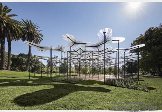 阿曼达-莱维特 肖恩-戈德塞尔 设计 墨尔本 希腊博物馆