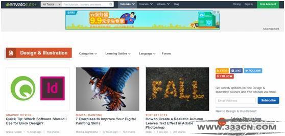 涨知识 设计师 必备网站 设计素材 设计资源
