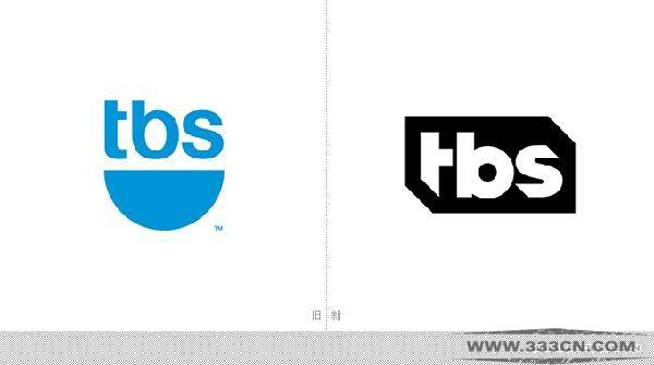 美国 娱乐网 络电视频道 TBS 新LOGO