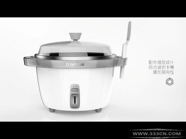 匠心・道 大同电锅 匠人精神 工业设计 厨具设计
