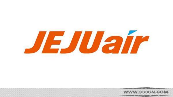 韩国 济州航空 Jeju-Air 全 新品牌标识