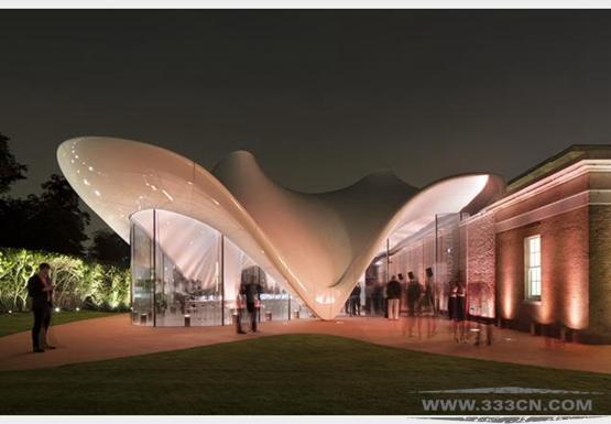 扎哈-哈迪德 英国建筑 皇家金奖 2016年 设计大赛