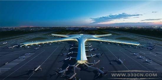 青岛新机场 总体规划 民用航空局 货邮吞吐量 旅客吞吐量