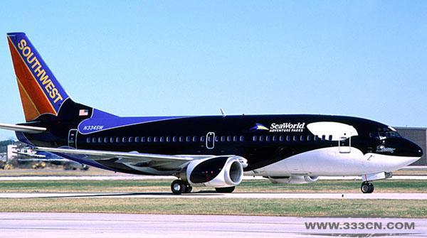 航空公司 LOGO 前世今生 换新标 航空业