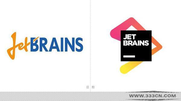 捷克软件开发公司 JetBrains 更换 品牌 LOGO