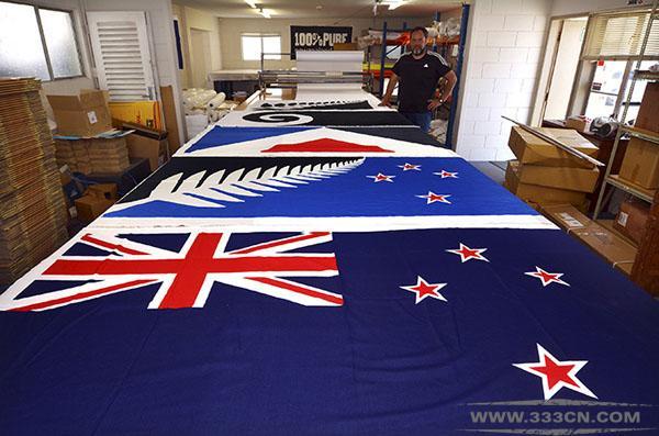 新西兰国旗 变更公投 银蕨叶方案 设计征集 设计大赛