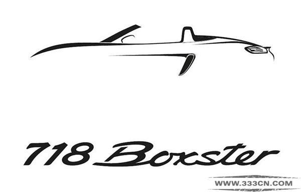 保时捷 新款Cayman Boxster 命名方式 logo