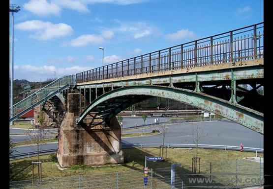 法兰克福 桥梁项目 设计大赛 德国 施威德勒桥