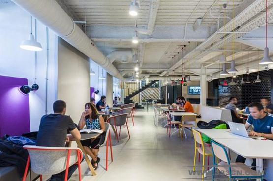 江普工作室 马德里 谷歌协作园区 Populous CBRE公司