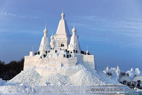 第28届 哈尔滨 太阳岛 国际雪雕艺术 博览会