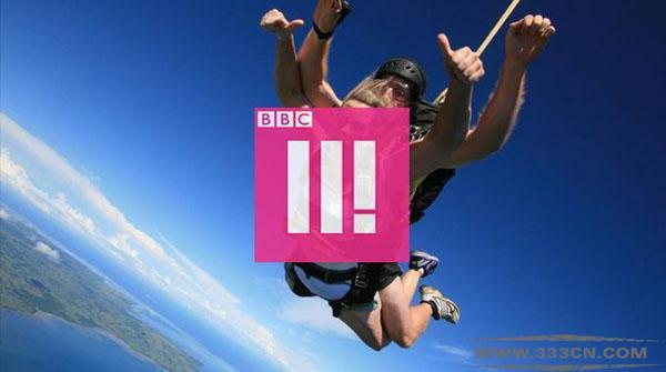 英国 广播公司 第三台 BBC-Three 新LOGO