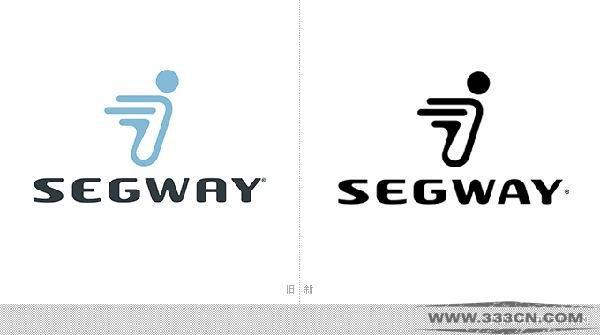 平衡车 品牌 赛格威 Segway 新LOGO