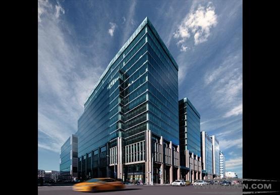 莫斯科 办公大楼 项目竞争 设计大赛 创意