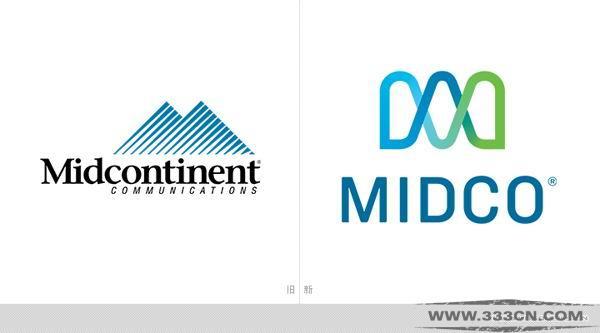 美国 独立电信运营商 Midcontinent 新标识 设计大赛