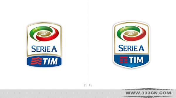 意大利 足球甲级联赛 调整LOGO 设计大赛 设计征集