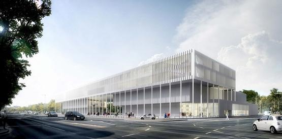 布达佩斯 重启 民族博物馆 项目竞争 设计大赛
