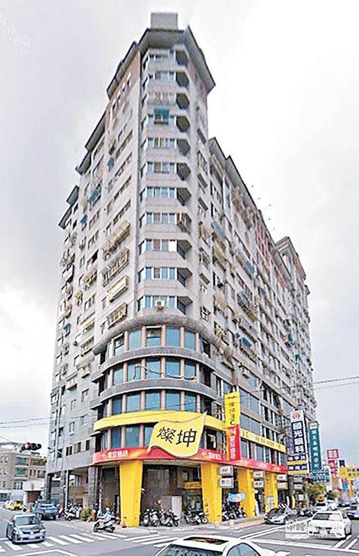 维冠大楼 台南地震 危险建筑 林明辉 设计大赛