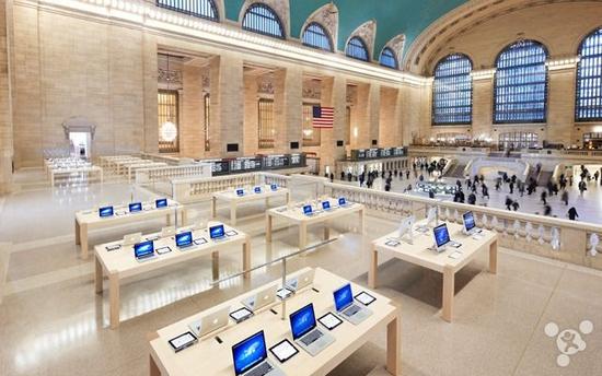 纽约市 地标保护组织 主席大奖 苹果 设计大赛