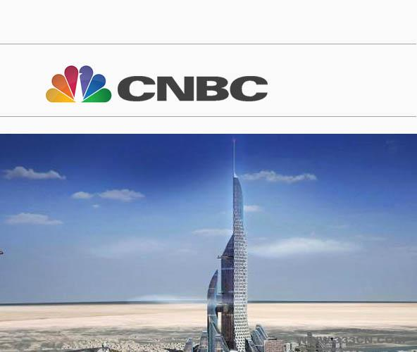 伊拉克 世界最高建筑 1152米 巴士拉 海湾新娘