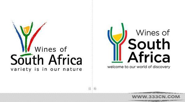 南非葡萄酒协会 新LOGO 标志设计 logo 设计大赛