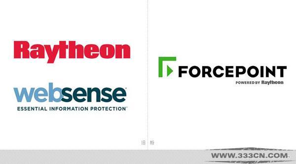 设计大赛 网络安全公司 Websense 更名 Forcepoint 新LOGO