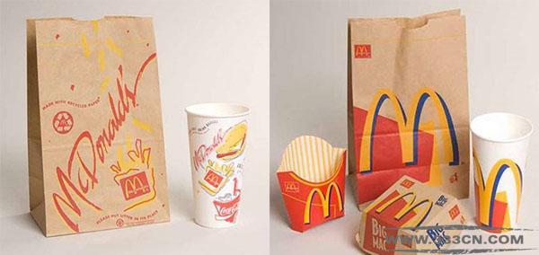 设计大赛 创意 工业设计 包装设计 麦当劳新包装