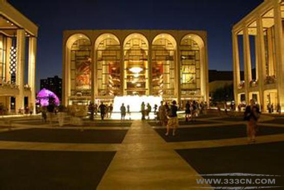 赫思维克 林肯中心 音乐厅 英国建筑 设计大赛