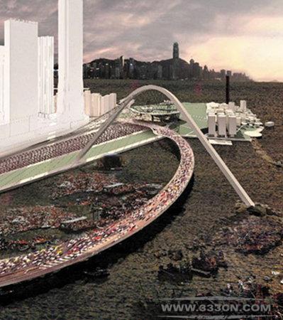 雷姆-库哈斯 世界建筑界 中国中央电视台 总部大楼 设计