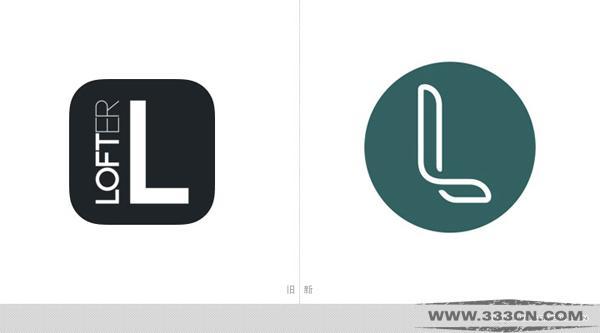 网易 LOFTER 新LOGO 新UI 设计