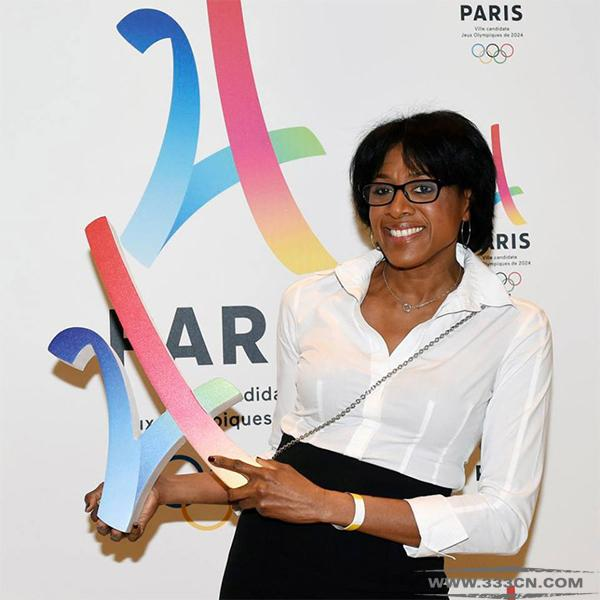 设计大赛 巴黎 申办2024 奥运标志 数字