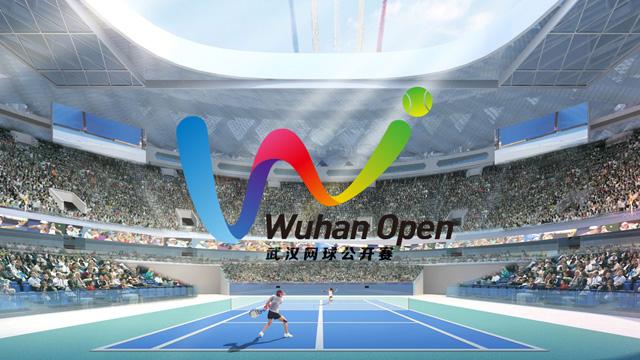 2014年武汉网球公开赛会徽是抄袭?