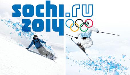 1 Sochi2014冬奥会正式标识冰雪出世