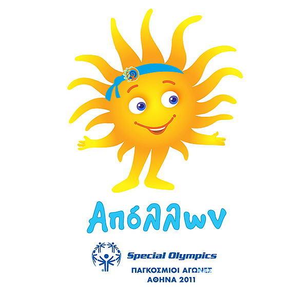 2011年世界夏季特殊奥林匹克运动会吉祥物