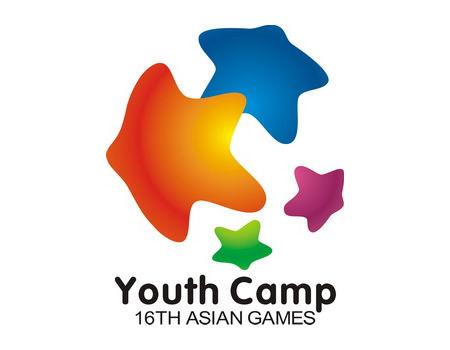 20091217153916bdc33 广州亚运会青年营主题口号与标识发布