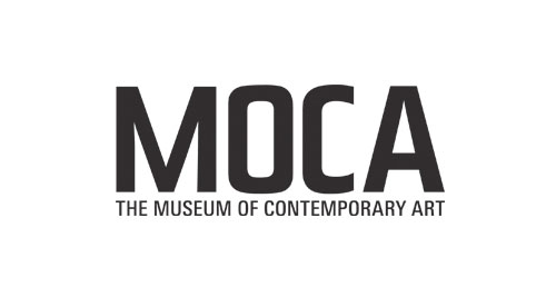 moca logo 2 三十年一轮回:洛杉矶当代艺术博物馆LOGO