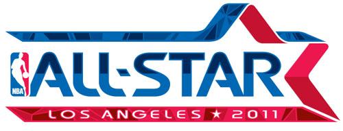 11aslogo 500 NBA发布2011年全明星赛Logo