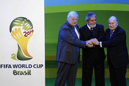 """1278624173 728304607 2014年世界杯官方会徽公布 取名""""激励"""""""