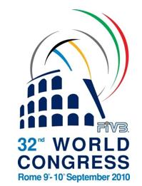 fiba2010 国际排球联合会(FIVB)推出新标识