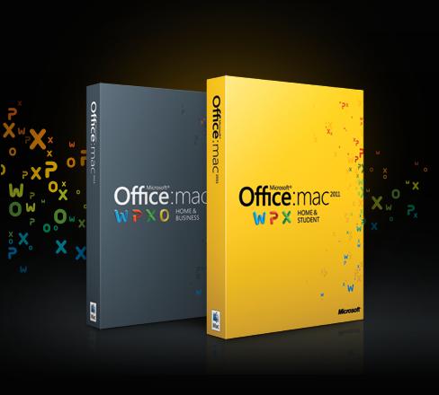 hero officeboxshots 微软Office for Mac 2011新Logo发布,采用中国设计师的设计