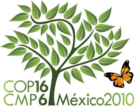 cop16 cmp6 坎昆全球气候变化大会会徽