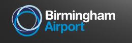 "Birmingham Airport 伯明翰机场去掉""国际""换新品牌形象"