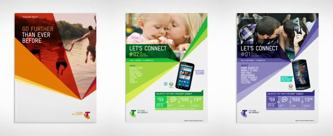 telstra1 澳大利亚最大的电信公司澳洲电信(Telstra)启用新标识